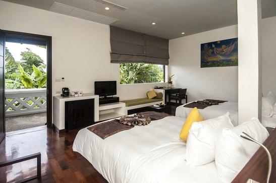 Deluxe, 2 Bedrooms