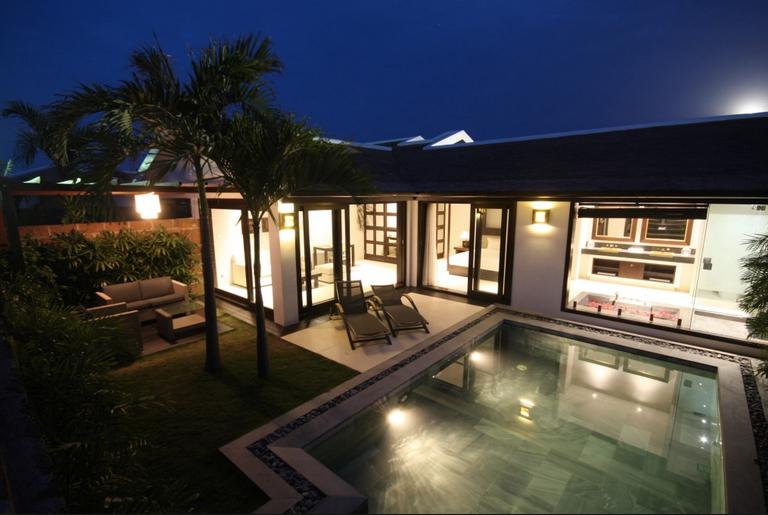 Pool Villa, 1 Bedrooms