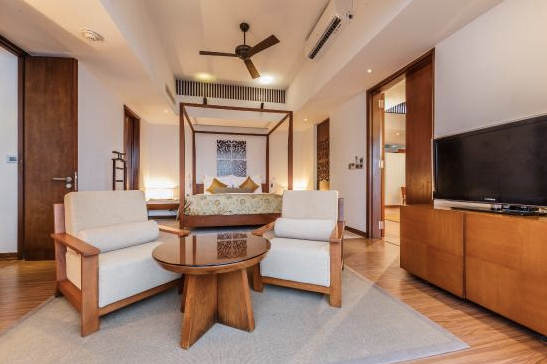 Family Two Bedroom Villa, 2 Bedrooms